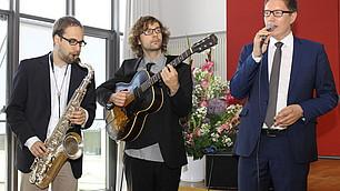 'The Papermoons', Nachwuchskünstler der Musikhochschule München