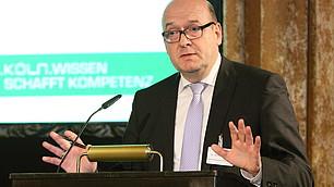 Dr. Hans-Peter Klös, IW Köln