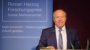 Grußwort von Alfred Gaffal - Präsident der vbw - Vereinigung der Bayerischen Wirtschaft e.V.