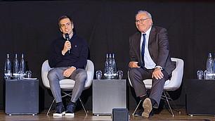 """""""Man braucht auf allen Positionen Spitzensportler"""", so Philipp Lahm."""