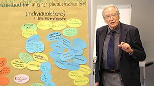 Prof. Dr. Hans-Georg Soeffner, Permanent Fellow und Mitglied des Vorstands, Kulturwissenschafliches Institut