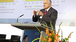 Festvortrag von Prof. Dr. Christoph M. Schmidt