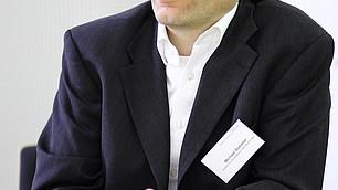 Mit dabei: Projektleiter Michael Sommer, JfD Allensbach