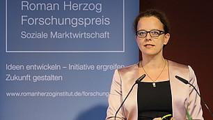 Festvortrag von Frau Prof. Dr. Isabel Schnabel