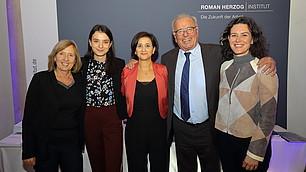 Das Team des Roman Herzog Instituts.