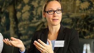 Prof. Dr. Claudia Peus, TU München