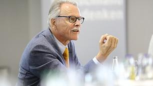 Internationaler Vergleich von Marktwirtschaften, Prof. Dr. Dr. h.c. Bruno S. Frey