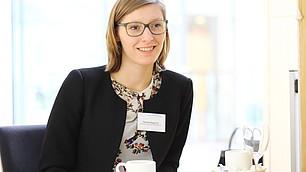 Theresa Eyerund, IW Köln, Vertreterin der Generation Y