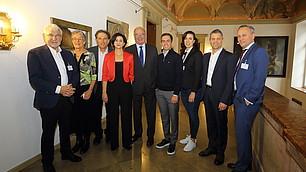 Referenten und Gastgeber