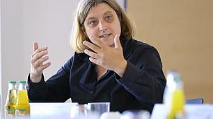 Isabell M. Welpe plädiert für Innovationen innerhalb des politischen Systems.