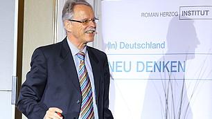 Prof. Bruno S. Frey zu Glück und Vertrauen