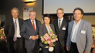 Abschlussfoto mit den Referenten