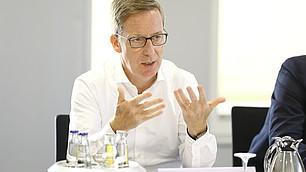 Globales Denken, Prof. Dr. Michael Hüther