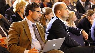 Gäste des Symposiums