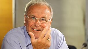 Randolf Rodenstock: Neugierig und interessiert