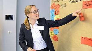 Prof. Dr. Claudia Peus, Prof. für Forschungs- und Wissenschaftsmanagement, TU München