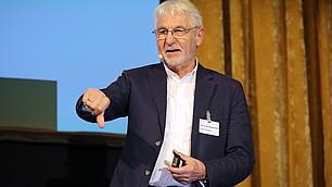 """""""Schwarmintelligenz gibt es nicht"""", so Gerhard Roth."""