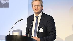 Prof. Dr. Nils Goldschmidt spricht über Gerechtigkeit in der Sozialen Marktwirtschaft