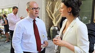 Christian Tipecska im Gespräch mit Tina Maier-Schneider