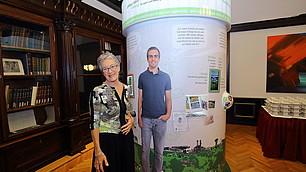 Patricia East, Philipp-Lahm-Stiftung.