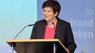 Ursula Weidenfeld moderierte interessiert und engagiert