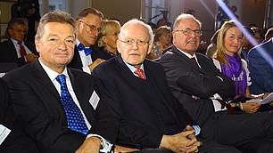 Hartmut Geldmacher, Prof. Herzog und Prof. Rodenstock