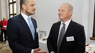 Prof. Dominik Enste, IW Köln und Loring Sittler, Generali Deutschland
