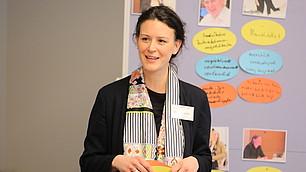 Tina Maier-Schneider, wissenschaftliche Referentin am Roman Herzog Institut