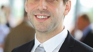 Dr. Julian F. Müller, Gewinner des 1. Preises