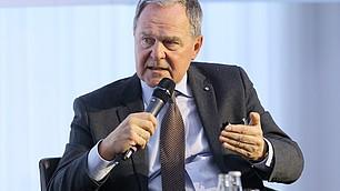 Dr. Wolfgang Heubisch, Bayer. Staatsminister a.D.