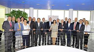 Teilnehmer des Expertenworkshops