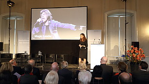Wie geht Leadership 4.0? Antworten hierzu gab Nicole Brandes.