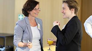 Cornelia Koppetsch und Judith Niehues im Gespräch