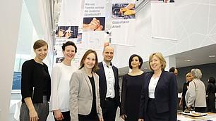 Teammitglieder Roman Herzog Institut und IW Köln
