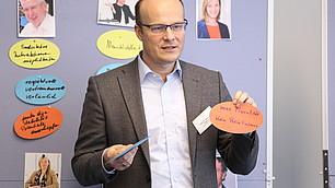 Prof. Dr. Alexander Filipovic, Prof. für Medienethik, Hochschule für Philosophie