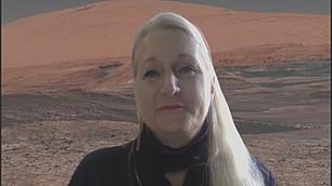 Die ehem. Vorstandvorsitzende des DLR, Pascale Ehrenfreund, glaubt an grüne Technologien zur Wahrung unseres Planeten
