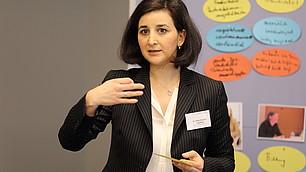 Dr. Nese Sevsay-Tegethoff, Geschäftsführerin des Roman Herzog Instituts