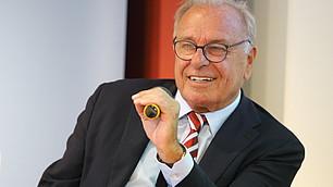 Eröffnungs-Talk mit Prof. Randolf Rodenstock