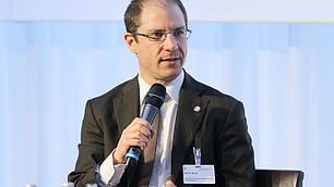 Aaron Buck, Leiter der Presse- und Öffentlichkeitsarbeit der Israelitischen Kultusgemeinde München und Oberbayern