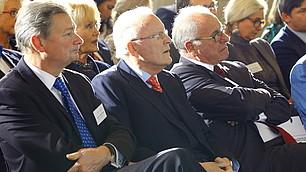 Bundespräsident a.D. Prof. Herzog