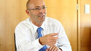 Auch Praktiker wie Joachim Hoffmann, BMW Group, bereichern die Runde