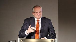 Den Festvortrag hielt Christoph Schmidt