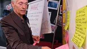 Andreas Brandhorst entwickelt ein mögliches Zukunftsszenario