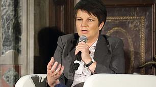 Ursula Weidenfeld appelliert an die Generation von morgen