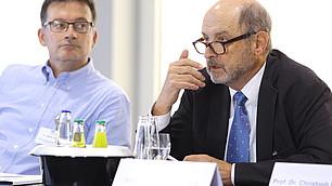 Wertesphären, Prof. Dr. Dr. h. c. Stefan Hradil