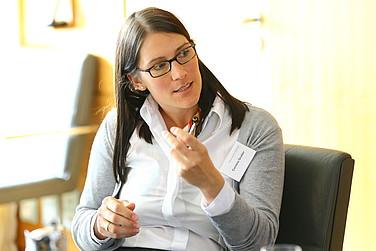 Corinna Gruber, RHI