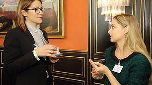 Corinna Gruber und Inken Titz