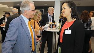 Prof. Dr. Dr. h.c. mult. Bruno S. Frey im Gespräch mit Dr. Marta Castelon