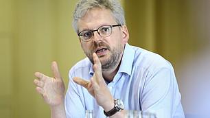 Ökonomische Bildung, Prof. Dr. Nils Goldschmidt