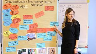 Die Moderatorin, Anna-Carina Tschörner, IW Akademie Köln